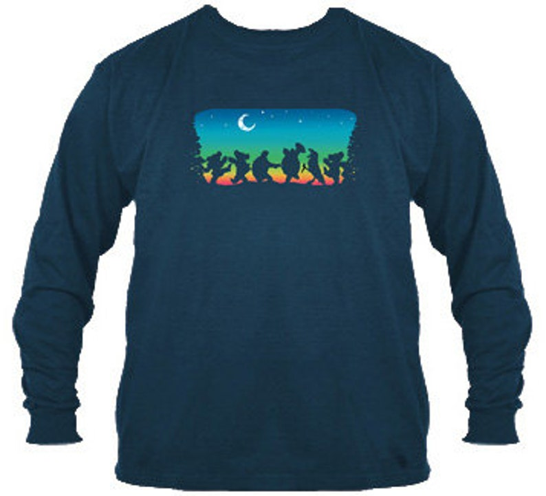 fd8d2daf256 Grateful Dead Moondance Longsleeve T-shirt