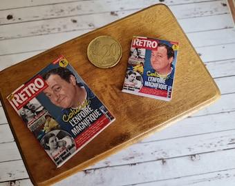 Retro magazine miniature January-March 2015