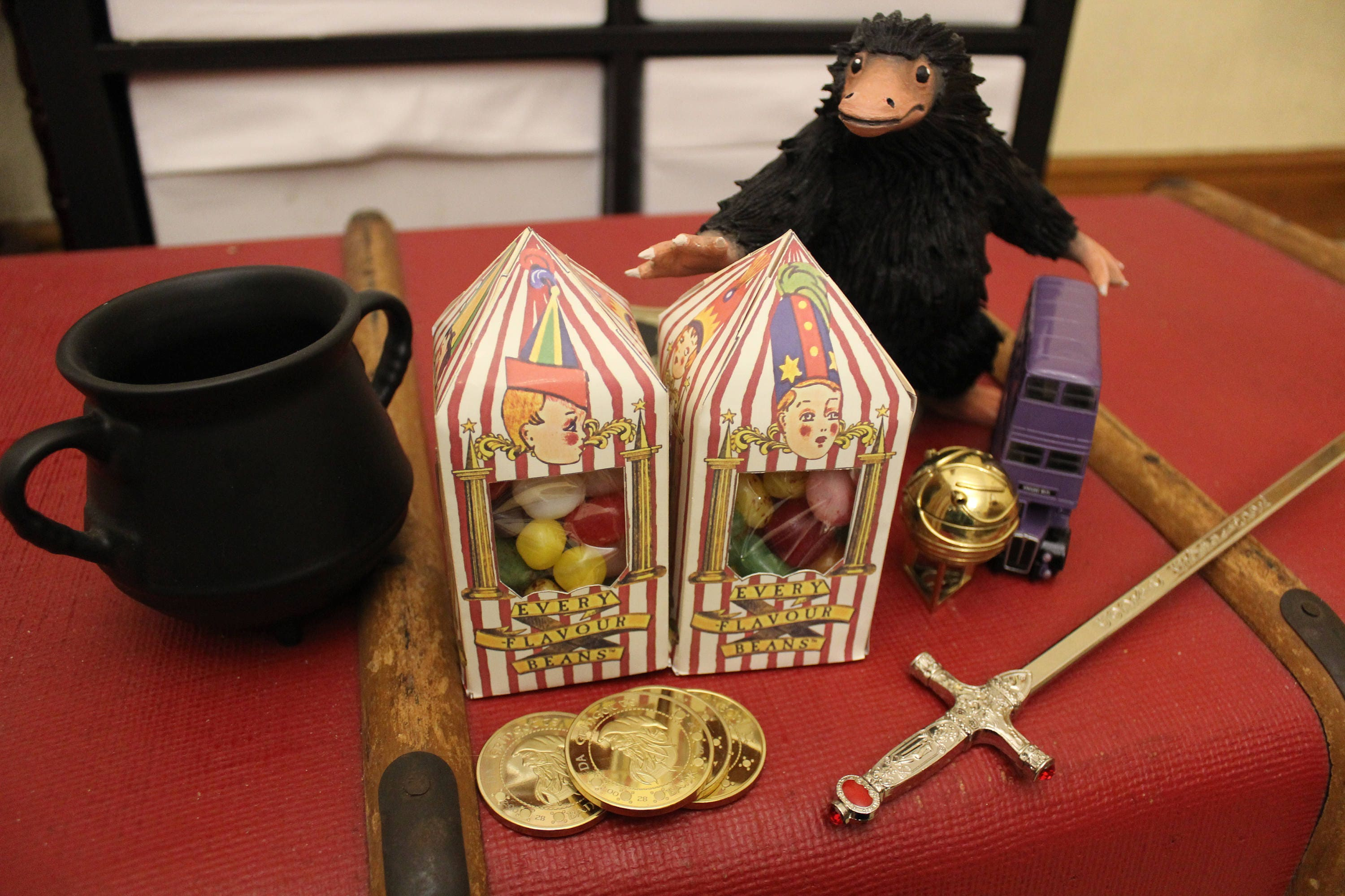 Printable Bertie Botts Every Flavour Beans Box Instant Etsy