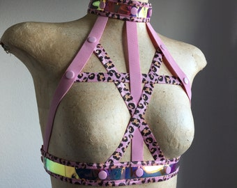 917f78573a9fd Pink Panther Harness