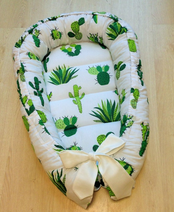 Baby Nest Toddler Size Cotton Organic Nursery Crib Cot Bedding Baby Gift