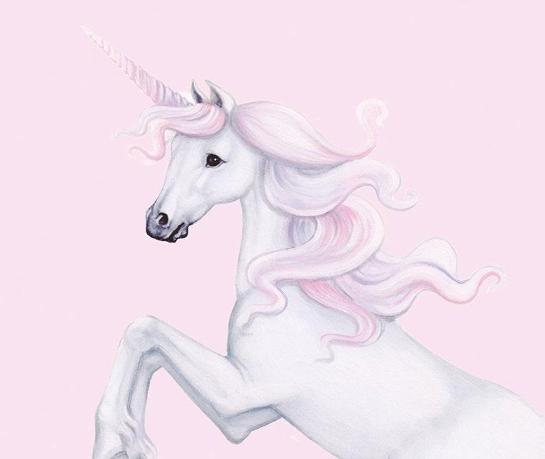 unicorn decal unicorn wall decal unicorn wall stickers | etsy