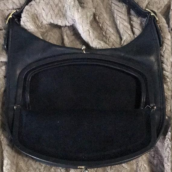 Vintage Coach Bonnie Cashin Kisslock Shoulder Bag - image 3