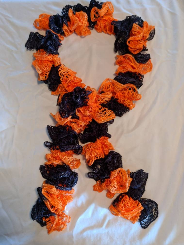 Crochet Sashay Scarf