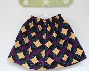 Kinder Rock (Gathered Skirt)