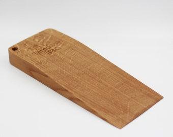 Wood Grill Scraper - Wood BBQ Scraper - Natural BBQ Brush - Groomsman Gift - Personalized Gift - Fathers Day