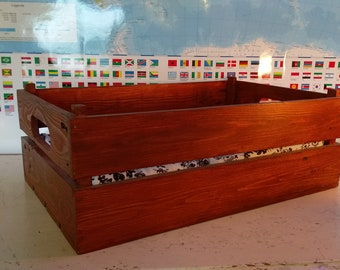 Wooden Crate / box