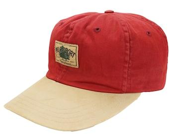 4855abc7fc03a3 Vintage Polo Sport Polo Ralph Lauren Polo RL Polo Sport Man Cap Hat Snapback