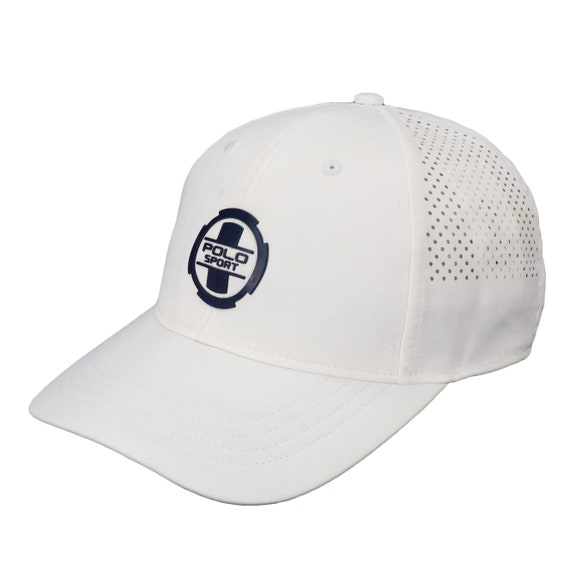 Vintage Polo Sport Cap Hat Snapback  / Polo Rl93 /