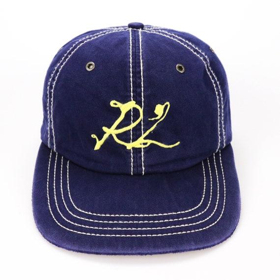 Vintage Polo Ralph Lauren Polo Sport Polo RL Cap Hat Snapback  3277bc92014d