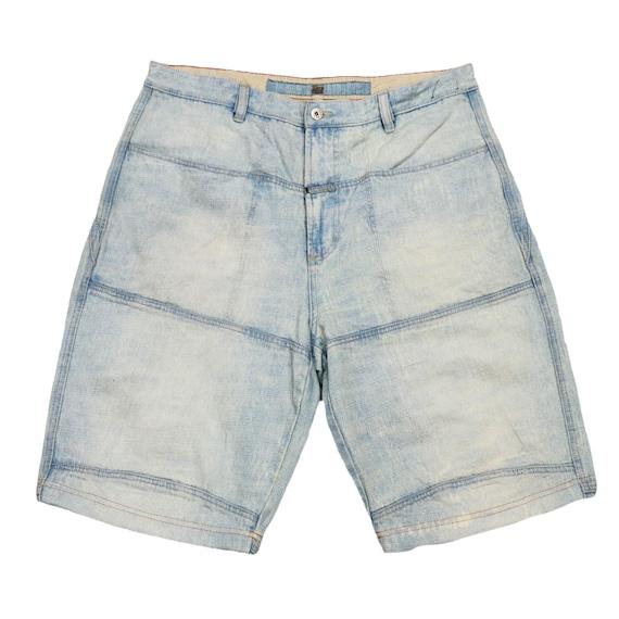 marithe francois girbaud 90s jeans shorts / 1990s
