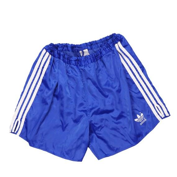 Haciendo Por ley Álgebra  Vintage 80s 90s adidas running shorts original classic logo | Etsy