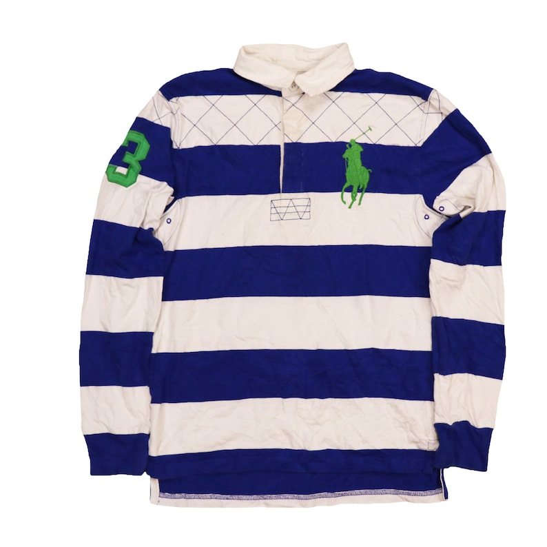 90s Lauren Ralph Shirt Vintage Polo Rugby 3jARL45