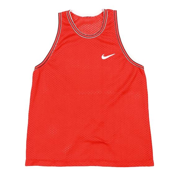 Vintage NIKE Swoosh basketball jerseys Size L