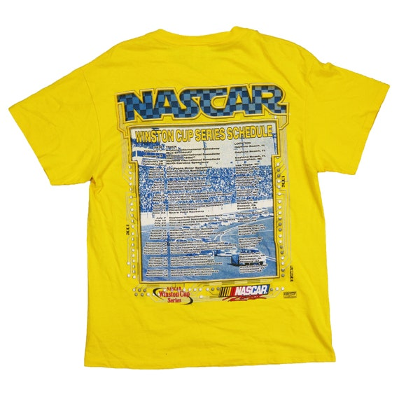 Vintage NASCAR T Shirt - image 2