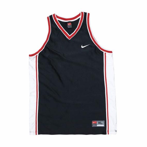 Vintage NIKE Swoosh basketball jerseys Size XL