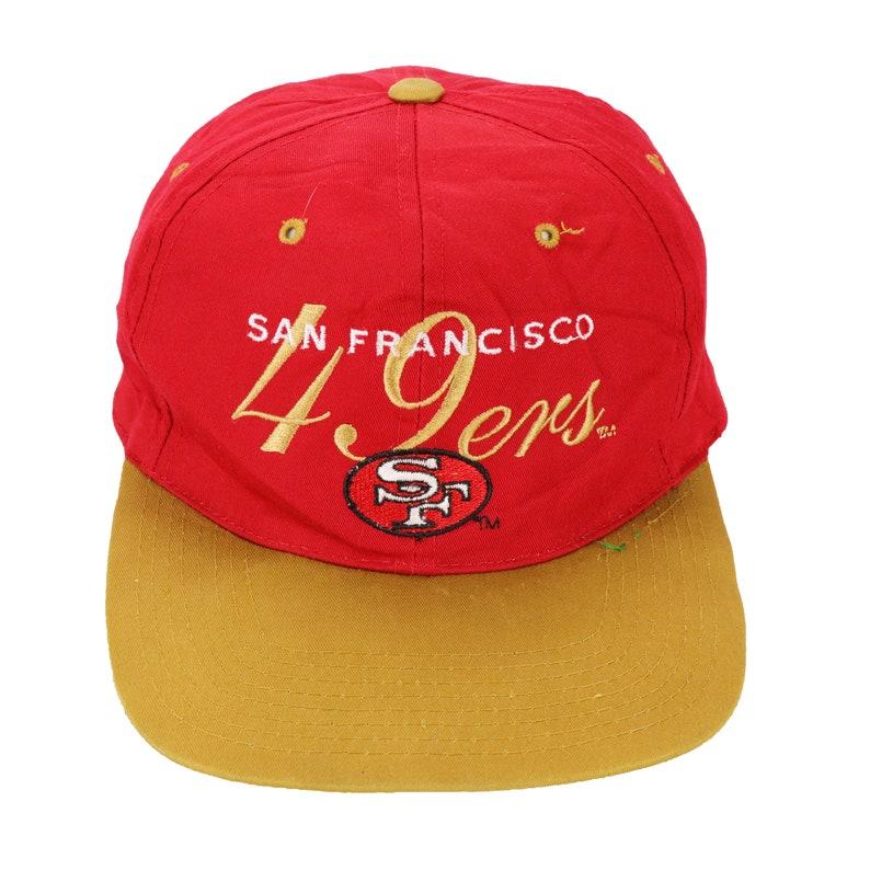 57108164 Vintage San Francisco 49ers Cap Hat Snapback
