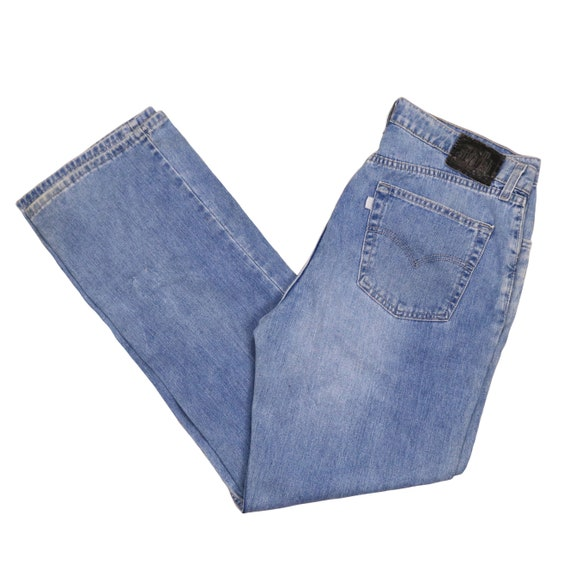 Levi's Silver Tab Baggy Jeans Size 36 in