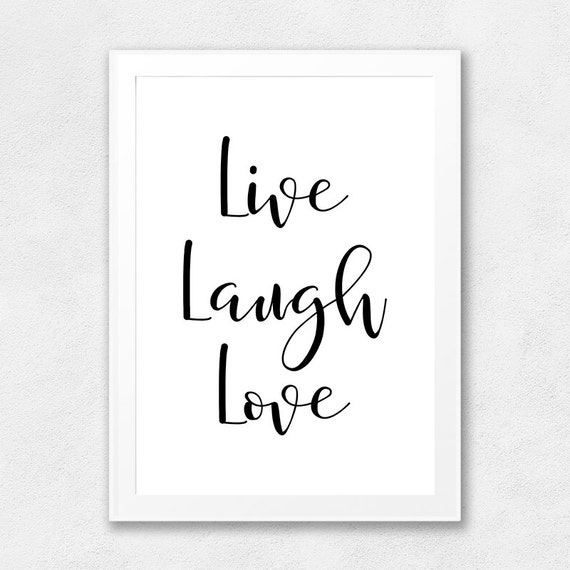 Printable Wall Art Quote \