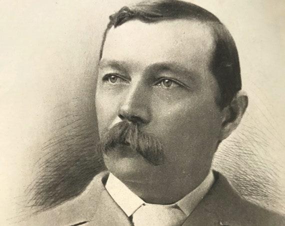 The Firm of Girdleston by Arthur Conan Doyle Pub. Thomas Y. Crowell 1898 Rare Antiquarian Book
