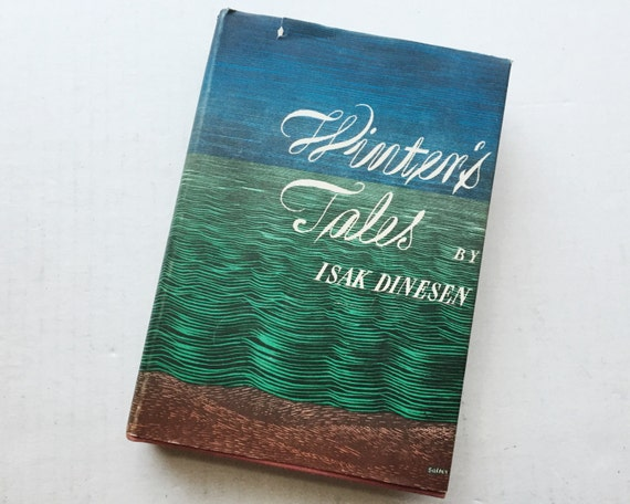 FIRST EDITION: Winter's Tales by Isak Dinesen - Published by Random House 1942 - Antiquarian Book - Tight!