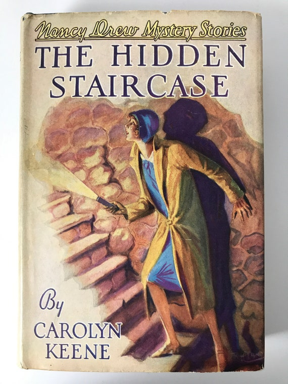 Charmant The Hidden Staircase By Carolyn Keene Pub. By Grosset U0026 | Etsy