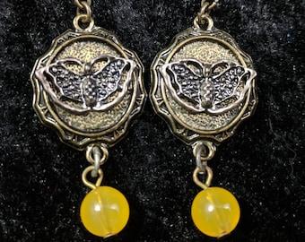 Butterfly earrings #15