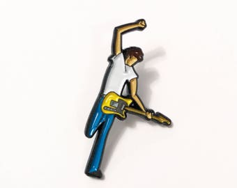 Free Shipping Bruce Springsteen Pin