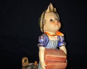 "Hummel The Builder 5.5"" Goebel Figurine Germany"