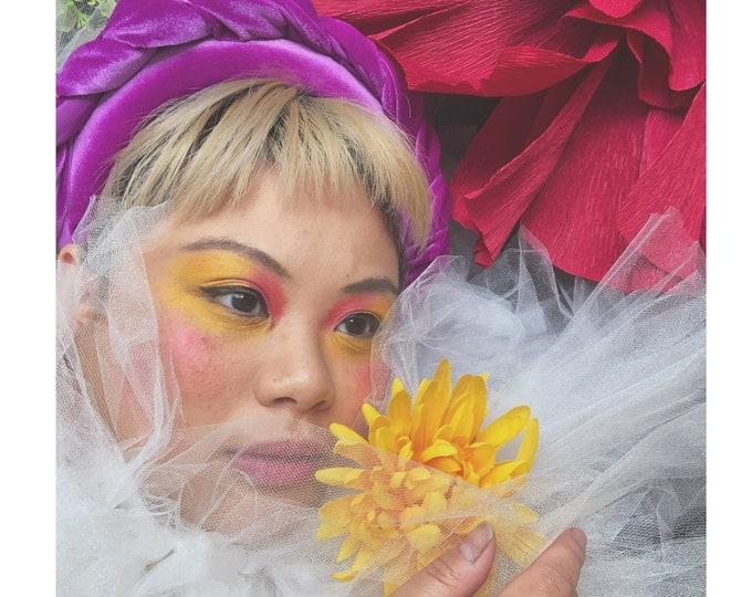 Frida in Ultra Violet