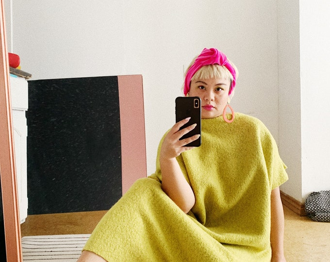 Pepto Pink Headwrap