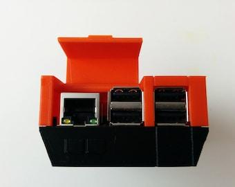 NES style case for Raspberry Pi Model 3