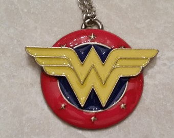 Wonder Woman inspired Necklace