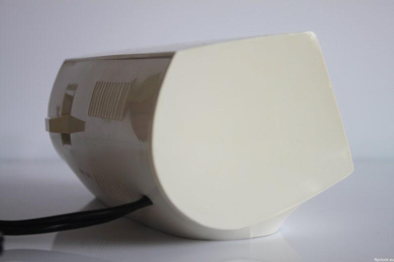 Rénové, Copal Caslon Model 701, Nice et beige, réveil flip clock / flipclock US version 110v 60hz