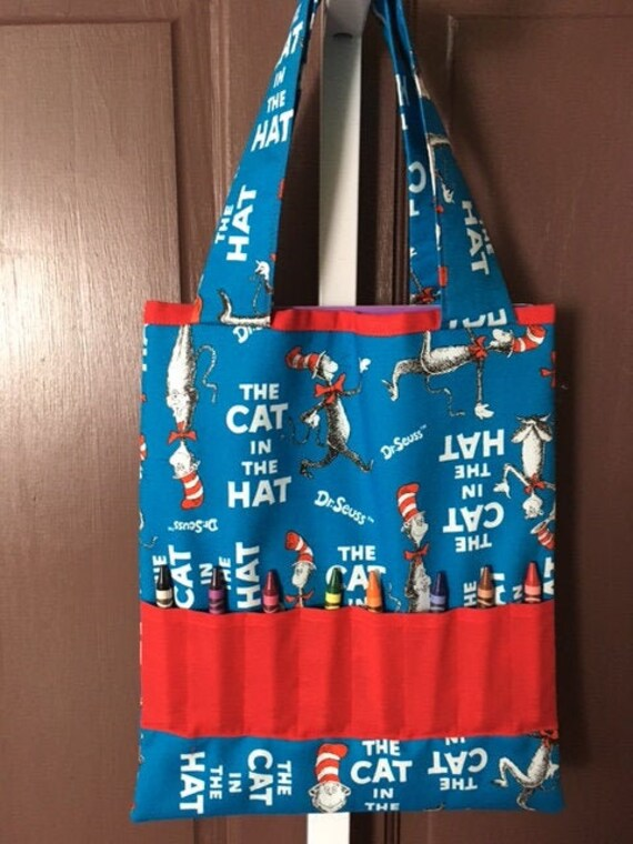 Frozen Crayon Tote Bag with Coloring Book and Crayons