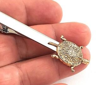 TURTLE  Tie Clip  Pins Tie bar P26
