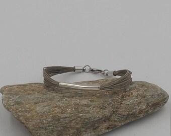 Tube bracelet