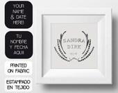 Personalized Fabric Art p...