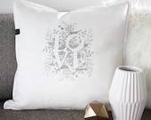 Love pillow, with love ne...