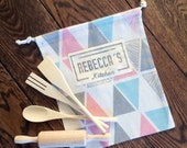 Custom baking set for kids and aprons for the whole family! For boys and girls! A prefect family gift or for a birthday