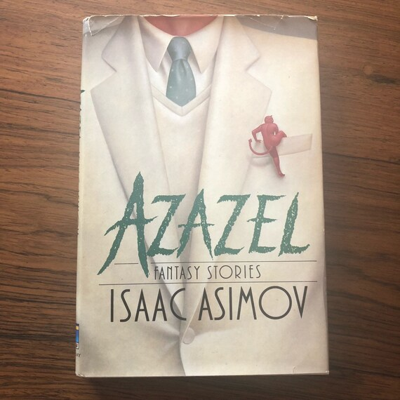Azazel Fantasy Stories Isaac Asimov