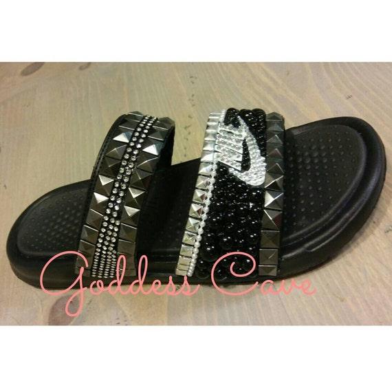 9d7c86ac008ec6 ... Nike Duo Slides Rock Star Etsy lowest discount a414c c5013 ...
