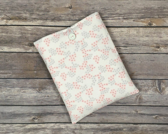 Blush Pink Meadow Book Sleeve