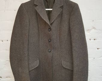 Vintage rosette by matlock & Brown riding jacket.