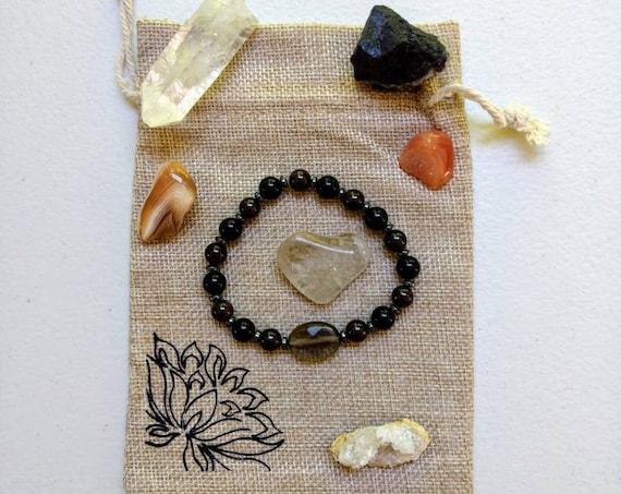 Root Chakra Meditation Set