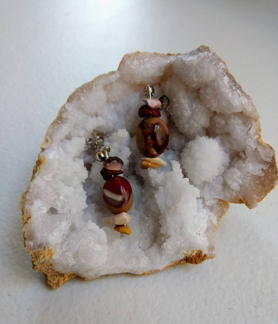 Mookiate Jasper Earrings