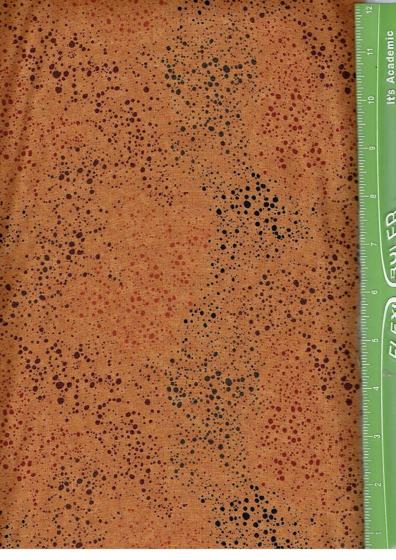 Favorites 9600-12 Lt rust Moda 45 wide listed @ 1 yard Kansas Troubles