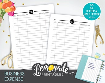 business planner insert printable a5 social media plan small etsy