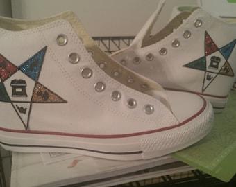 Custom Converse All Stars