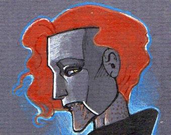 The Phantom of the Opera - Erik Mini Artwork